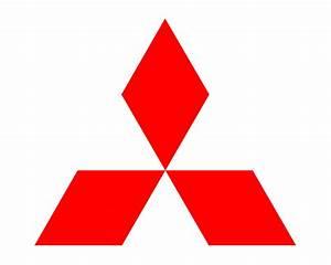 Mitsubishi Logo, Mitsubishi Car Symbol Meaning and History ...