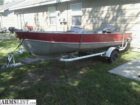 Aluminum Boats V Bottom by For Sale Trade 16ft V Bottom Aluminum Boat With Trailer