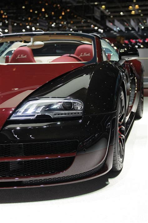 """Here is the 2015 bugatti veyron review that covers everything from specs, interior, exterior, features to safety. 2015 Bugatti Veyron Grand Sport Vitesse """"La Finale ..."""
