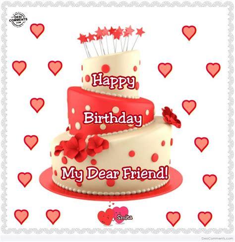 Happy Birthday Dear Friend Quotes Quotesgram