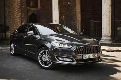 2019 Ford Mondeo Vignale by 2019 Ford Mondeo Vignale Overview 2018 Car With 2019