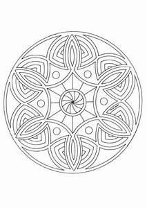 Mandala S Coloring Pages