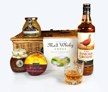 whisky galore hampers