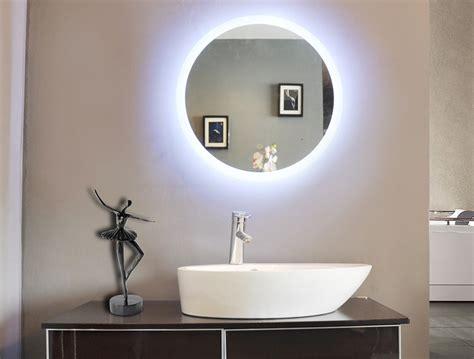 Get Better And Stylish Illuminated Bathroom Mirrors