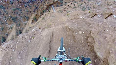 gopro backflip  ft canyon kelly mcgarry red bull rampage