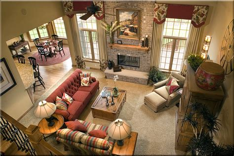 furnishing a great room zspmed of home decorating ideas great room