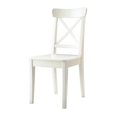 Ikea White Dining Chair Covers by Ingolf Chair Ikea