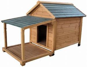 Dog housessimply cedar x large outdoor dog house for Insulated outdoor dog house