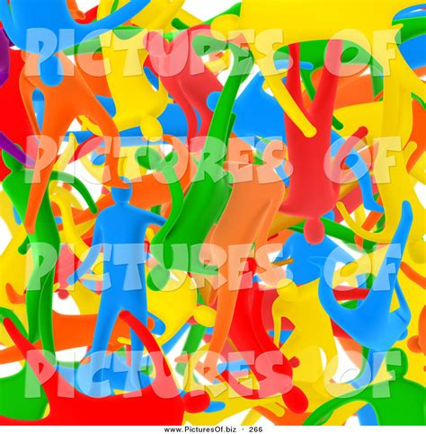 Diverse Background Clipart Of A Colorful Background Of Diverse Blue