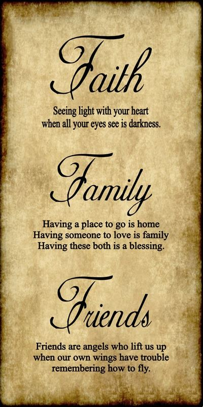 Family And Friends Quotes | Quotes Thankful For Friends And Family