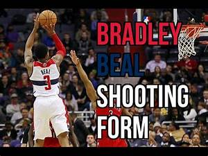 Bradley Beal Shooting Form - YouTube