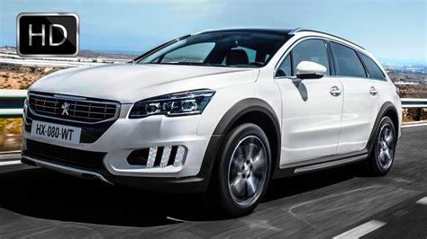 peugeot 5008 hybride 2015 peugeot 508 rxh facelift hd