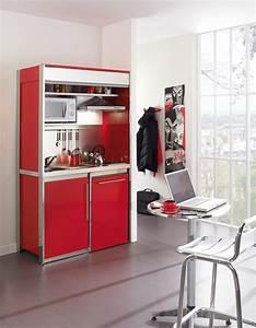 Cuisine Pour Studio : bloc cuisine pour studio ~ Premium-room.com Idées de Décoration