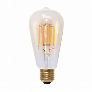 Filament Led Dimmbar : segula cob led leuchtmittel filament edison dimmbar dimmable birne bulb candle ebay ~ Markanthonyermac.com Haus und Dekorationen