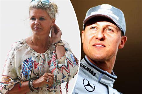 michael schumacher latest  drivers wife torment