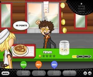 jeux de cuisine papa louie pancakeria papas pancakeria play for free youdagames com