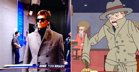 Tom Brady Gets Hilariously Roasted On Social Media For Ridiculous Pregame Outfit (PICS)