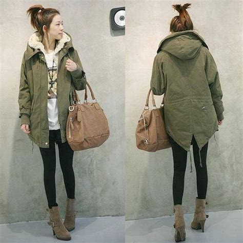 Cheap Parka Coats Womens - JacketIn