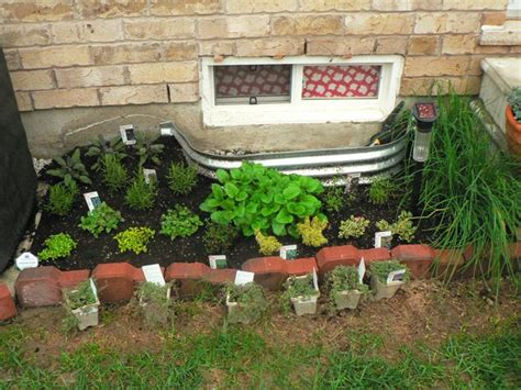 Simple Herb Garden Ideas