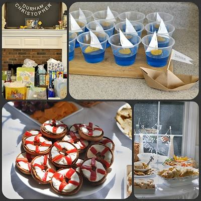 nautical baby shower food ideas 28 best images about nautical baby shower on