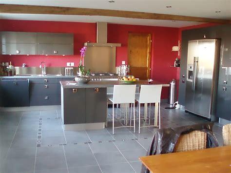 cuisine sol cuisine beige quelle couleur pour les murs