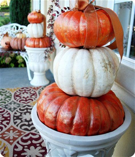 fall pumpkin decorations outside 10 simple diy pumpkin fall decor ideas