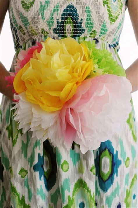 fare fiori con la carta come fare fiori con tovaglioli di carta fiori di carta