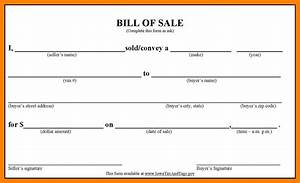 10 sample bill of sale for car lease template With vehicle bill of sale as is template
