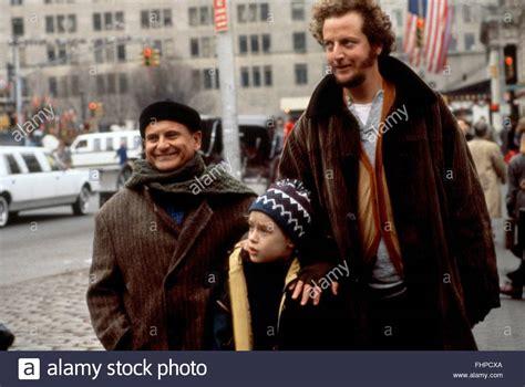 Macaulay Culkin As Kevin Mccallister Film Title Home Alone 2 Stock Photos & Macaulay Culkin As
