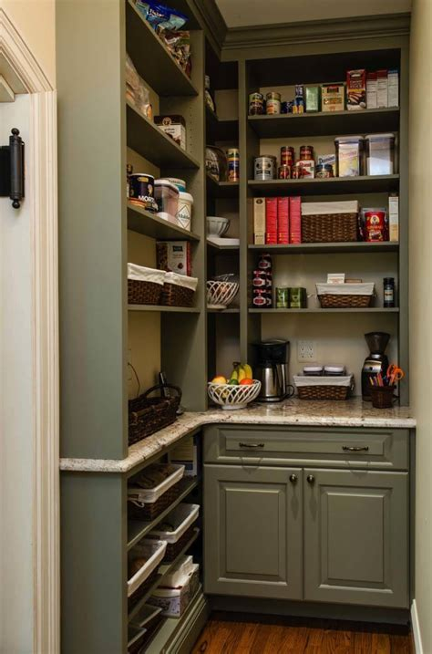 vintage looking kitchen cabinets 35 clever ideas to help organize your kitchen pantry