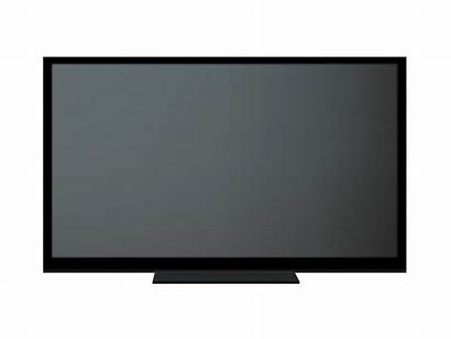Tv Clipart Clip Background Television Screen Isolated
