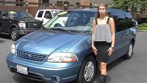 Virtual Video Walk Around Of A 2003 Ford Windstar Lx At