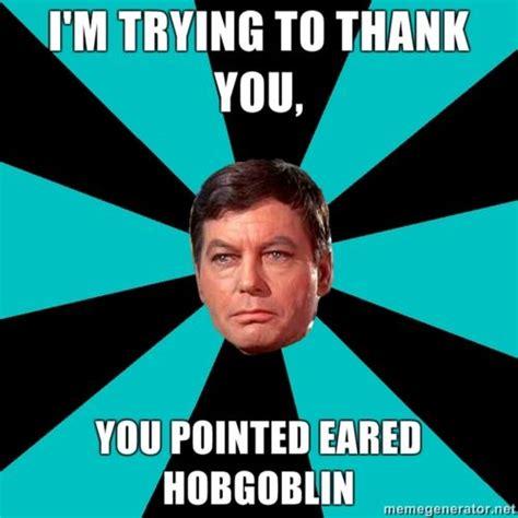 Star Wars Star Trek Meme - 127 best dr mccoy images on pinterest star trek trekking and funny stuff