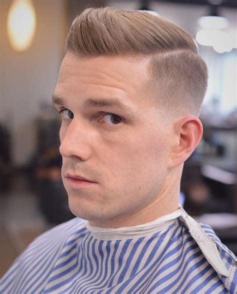 Feel the stubble : Photo in the chair Frisuren