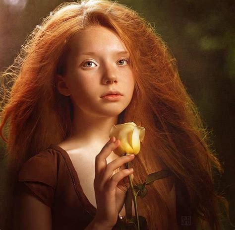 beautiful children portraits  sergey betz