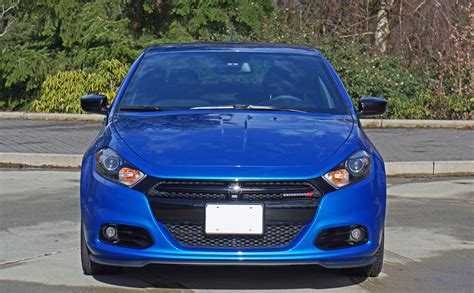 Dodge Dart Sxt Review by 2016 Dodge Dart Sxt Blacktop Road Test Review The Car