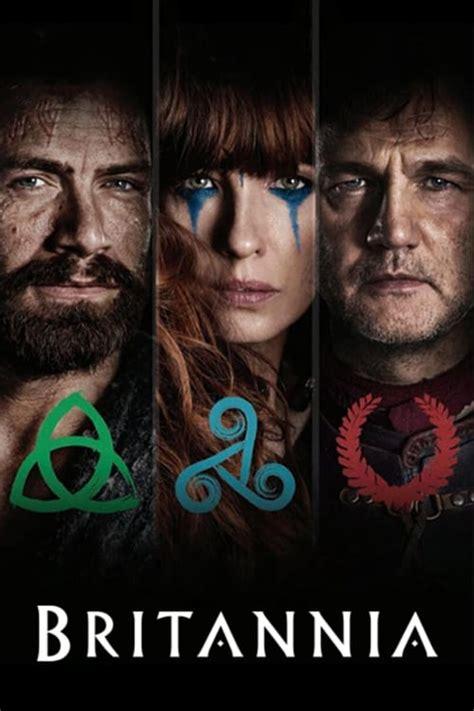 britannia tv series  posters