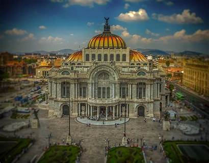 Mexico Monuments Famous Visited