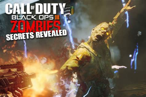 duty call ops zombies boss cod easter xbox egg secrets secret ps4 dailystar war fans never