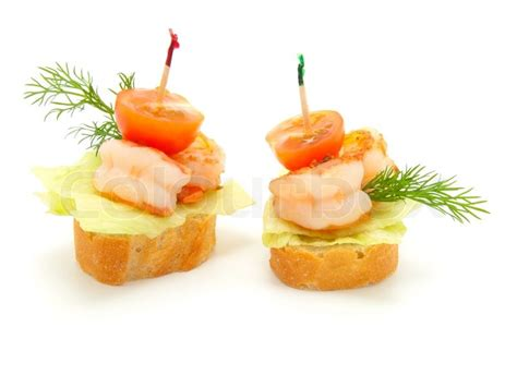 made com canapé shrimp canapes pixshark com images galleries with