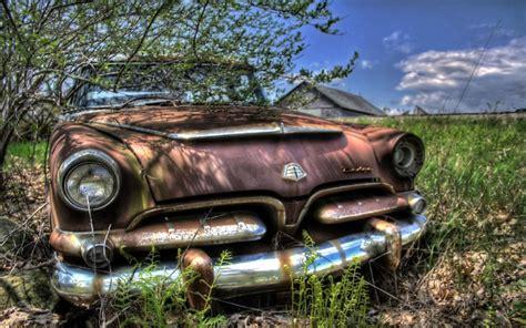 dodge cars abandoned rusted vehicles rusty trucks hd rust wallpapers barn