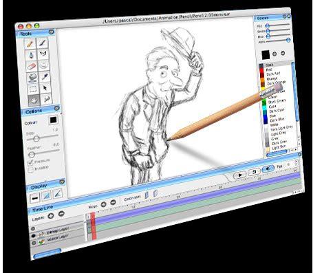 pencil  mac descargar gratis