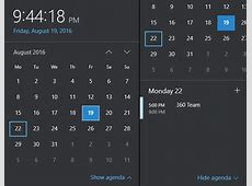 How to Sync Your Google Calendar with the Windows 10 Taskbar