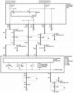 Acura Rl  2005  - Wiring Diagrams  Washer