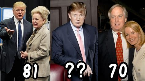 donald siblings trumps trump brother oldest youngest onettechnologiesindia