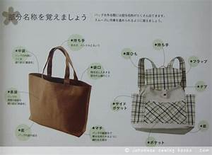Book Review  U2013 Everyday Bags  U2013 Japanese Sewing  Pattern