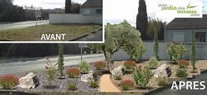 Amenager Un Petit Jardin Sans Pelouse : logiciel paysagiste en ligne pour am nagements paysagers urbains monjardin ~ Melissatoandfro.com Idées de Décoration