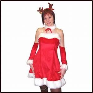 Tenue De Pere Noel : robe de noel femme ~ Farleysfitness.com Idées de Décoration
