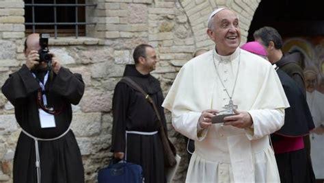 pape franois a assise info le pape 224 assise le 4 ao 251 t riposte catholique