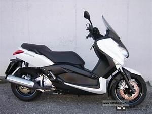 2010 Yamaha X-max 250
